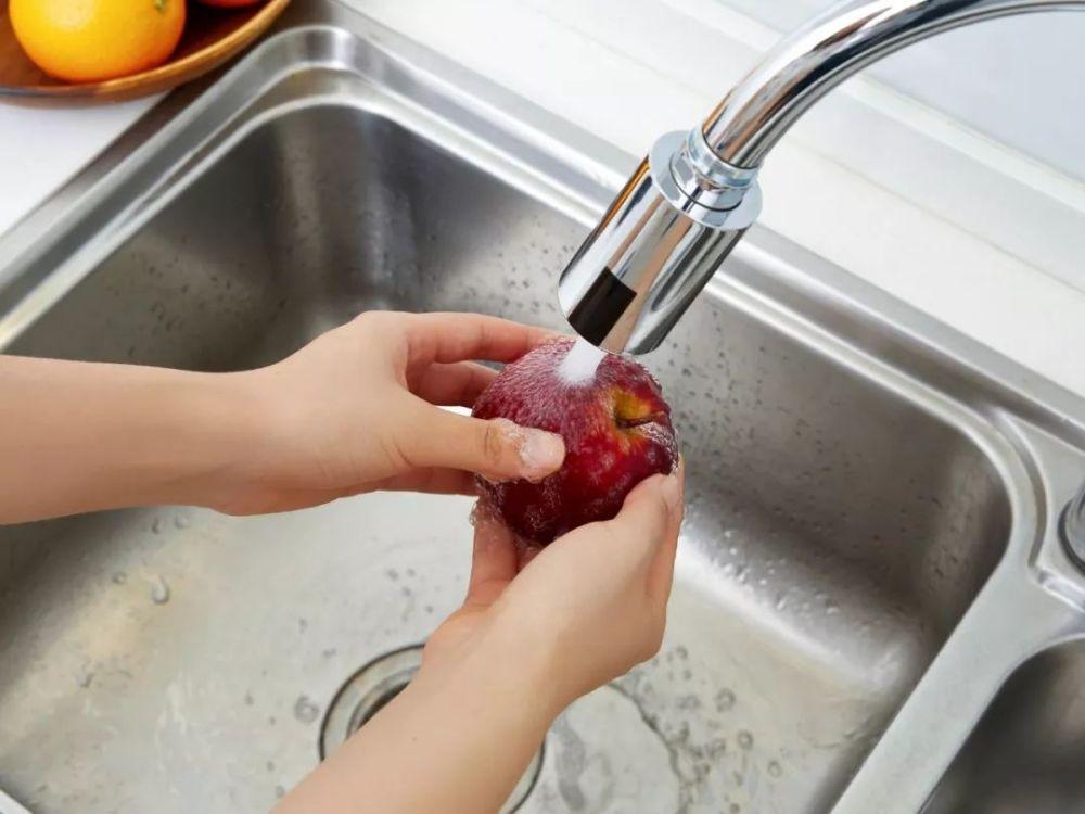 家用水龙头装上它,秒变感应式,安装简单,还节水! 7 - Sneapy