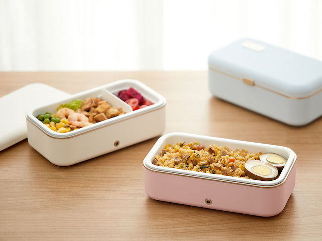 Self Heat Lunch Box 23 - Sneapy