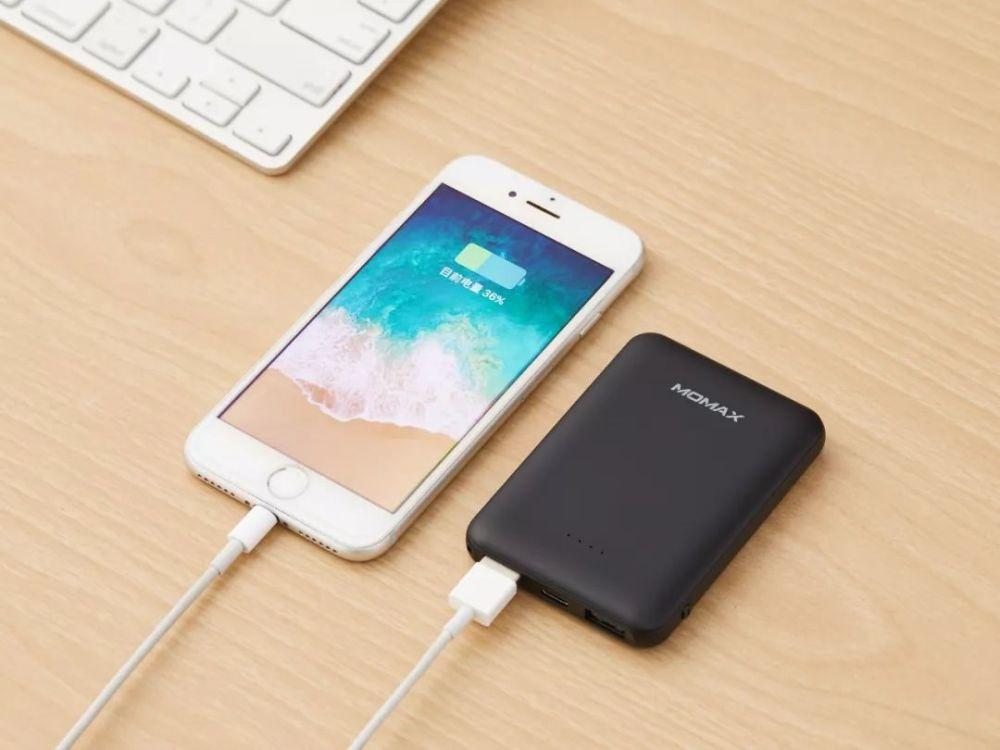 你的充电宝像块砖,我的是卡片 10 - Sneapy