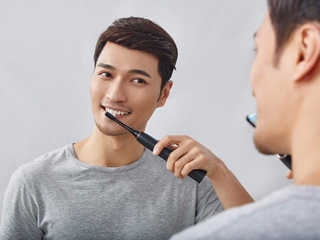 2分钟把牙刷得超干净 4 - Sneapy